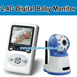 Two Way Talk 2.4G Wireless Digital Baby Monitor