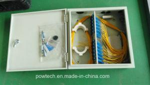 2u 48fiber Rack Mount 19 Fiber Optic ODF pictures & photos