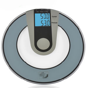 Bathroom Scale with Contrast Weight Function (XFB2250) pictures & photos