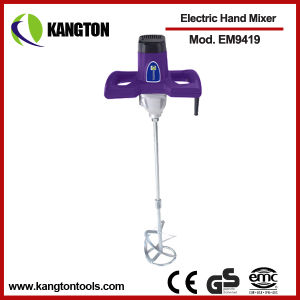 1220W Electric Hand Paint Concrete Mixer Drill Hand Mixer pictures & photos