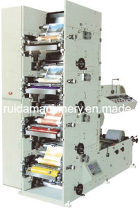 CE Approved Flexo Printing Machine (NDS-650B) pictures & photos
