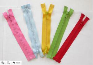Plastic Zipper for The Poacket