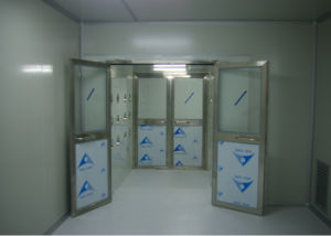 Material Airshower Used Between Clean Area and Non-Clean Area pictures & photos