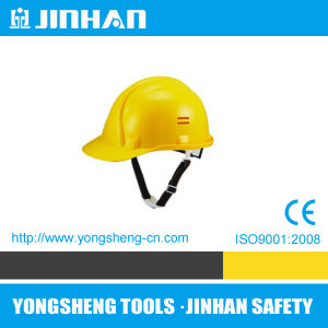 Jinhan Construction Hard Hat Head Protection Hot (W-014Y)