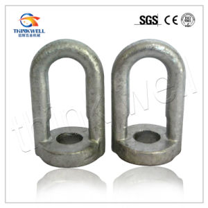 High Quality Galvanized Voaleye Bolt Eyelet for Transmission Pole Line pictures & photos