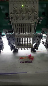 621 Flat Embroidery Machine pictures & photos
