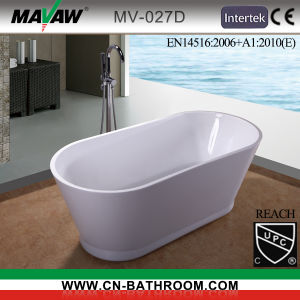 Acrylic Classic Bathtub (MV-027D)