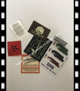 Customized Garment Woven Label pictures & photos