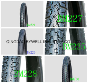 Motorcycle Tires and Tubes for Japan Motorcycle with India and Taiwan Technology pictures & photos