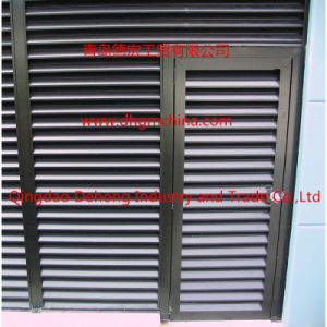 Aluminium Composite Outside Using Air Conditioning Louver Blinds/Shutters pictures & photos