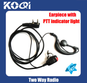 Earphone K08 to Two Way Handheld Talkie Walkie pictures & photos