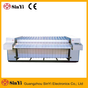 (YI) Automatic Steam Heating Single Drum Textile Ironing Machine