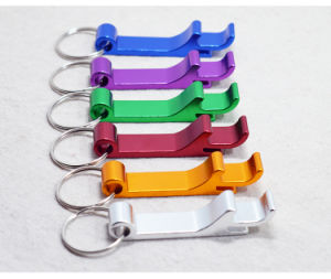 Multifunctional Keychain Beer Bottle Opener for Bar Promotional Beer Opener pictures & photos