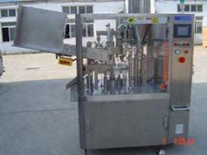 Cfny- 60A Automatic Soft Tube Filling and Sealing Machine (inner heating) pictures & photos