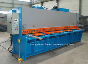 Plate Shearing Machine, Hydraulic Guillotine Shearing Machine QC11y-6/4000 pictures & photos