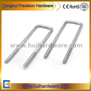 Zinc Plated Square Bend U Bolts with High Quality pictures & photos