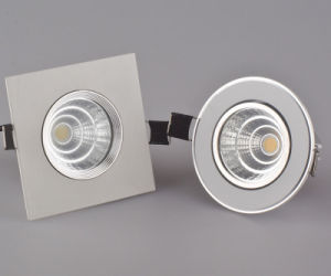 3W-18W New Adjustable COB LED Spot-Light, LED Downlight. LED Recessed Light pictures & photos