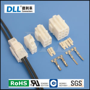 JST DuPont 2.54mm Straight Angle Vertical Angle Header Connector pictures & photos