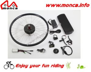 750W 48V Ebike Kit Electric Bike Kits with Double Hall Speed Sensor pictures & photos