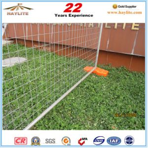 China Galvanized Light Duty Construction Temporary Fence Panels pictures & photos