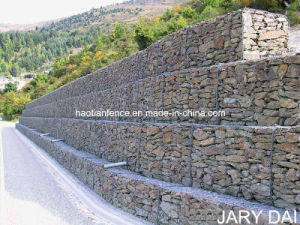 Gabion Wall/ Gabion Cage pictures & photos