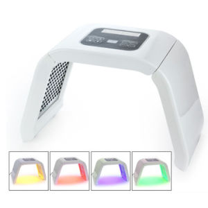 Hottest Omega Light LED Therapy Acne Scar Removal Machine pictures & photos