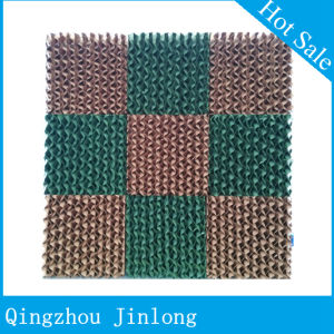Evaporative Cooling Pad in Brown&Green Color pictures & photos