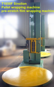 Industry Machine with Plastic Film Wrapping Machine pictures & photos