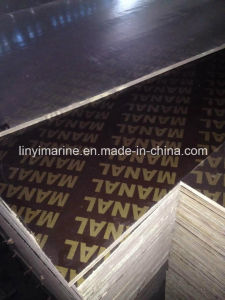 Formwork Plywood/Building Material First Grade Film Faced Plywood WBP 6.5-25mm pictures & photos