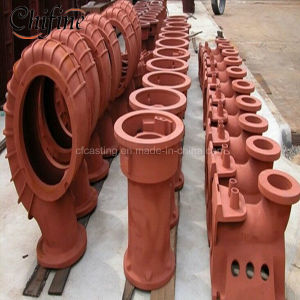 Heavy Machinery Part with Ductile Iron for Machinery Part pictures & photos