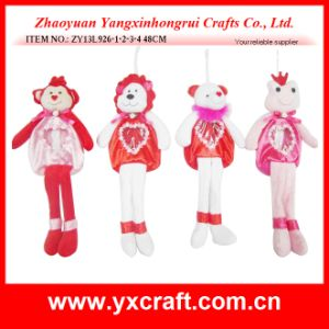 Valentine Decoration Free Sample (ZY13L926-1-2-3-4) Valentine Soft Love Toy pictures & photos