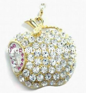 Diamond Jewelry USB Flash (HXQ-D006)