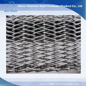 Stainless Steel Wire Mesh High Temperature Conveyor Belt pictures & photos