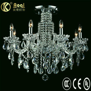 Modern Design Luxury Crystal Ceiling Lamp (AQ50006-8) pictures & photos