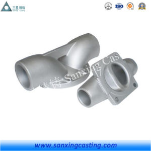 OEM Gravity Casting Aluminum Investment Casting Machine Parts pictures & photos