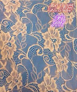 Wholesale More Color Choice Stretch Lace for Dress pictures & photos