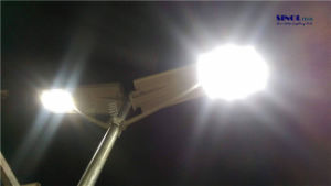 25W LED All in One Solar Panel Street Lamp for Road, Street (SNSTY-225) pictures & photos