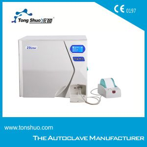 Table Top 17l Pre-Vacuum High Pressure Steam Autoclave pictures & photos