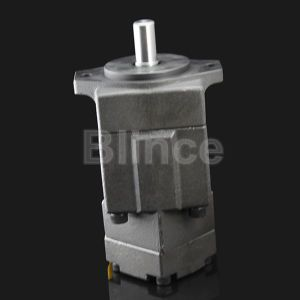 Hydraulic Cast Iron Motor Pupm PV2r pictures & photos