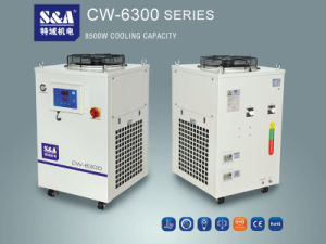 Water Chiller Cw-6300 for Fast Axial Flow CO2 Lasers