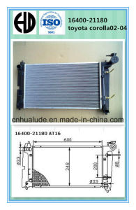 Goog Quality Aluminum Brazed Auto Radiators for Jannese Cars pictures & photos