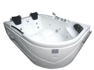 Double Luxurious Leisure Whirlpool SPA Bathtub (M-2023 R/L) pictures & photos