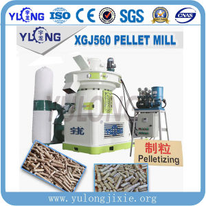 1-1.5t/H Wood Sawdust Pellet Press pictures & photos