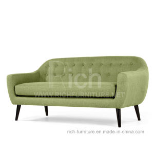 Modern Design Fabric Sofa for Living Room (3Seater) pictures & photos