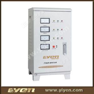 Three Phase AC Voltage Regulator 6kVA pictures & photos