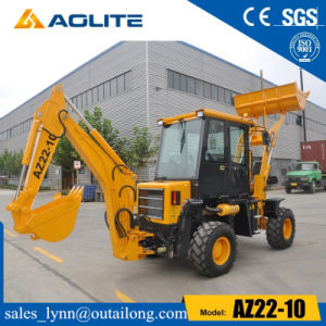 Aolite Small Garden Tractor Loader Backhoe with 1200kg pictures & photos