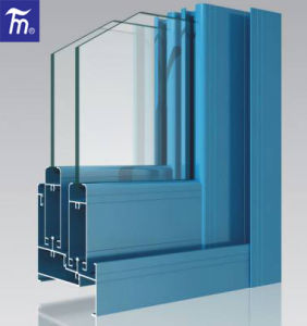 Good Quality Aluminum Sliding Window Profile pictures & photos