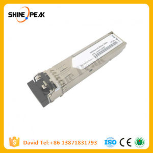 CWDM Fiber 10g 1470-1610nm 80km Compatible Cisco Switch SFP Modules pictures & photos