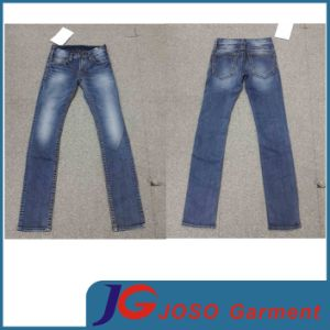 Girl Fashion Strench Skinny Jeans Wear in Tight Jeans (JC1311) pictures & photos