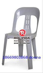 Wholesale Anna Cafe Plastic Chair pictures & photos